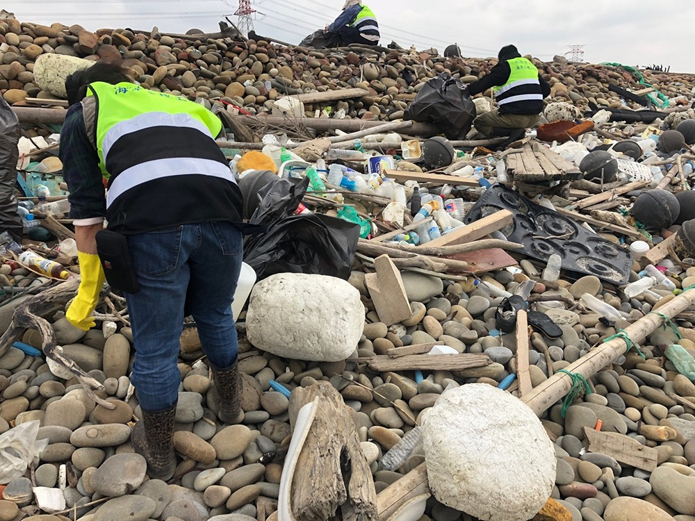 108年海岸環境清潔計畫