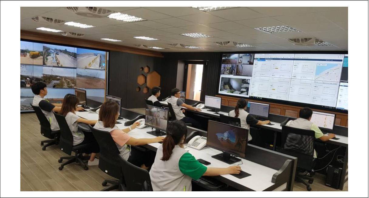 海岸環境監測科技中心」,可統計分析各項周期性監測數據及調查資料