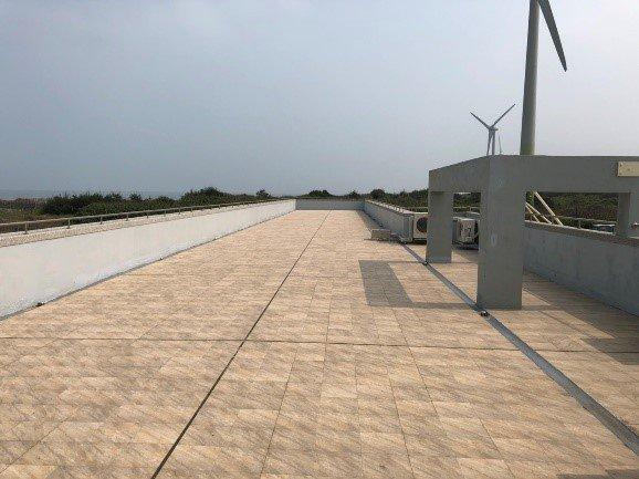 觀音濱海遊憩區二樓觀景平台