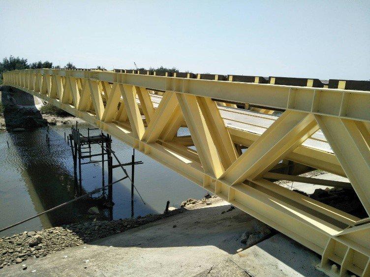 桃園市大園區橋梁設施修繕工程-施工後