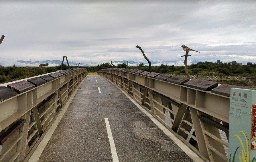 桃園市大園區橋梁設施修繕工程-施工前