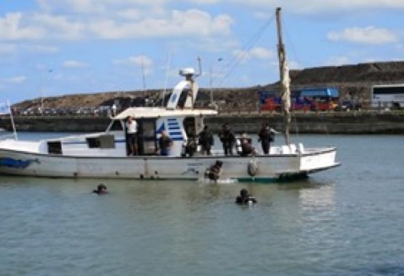 環保潛水志工入海