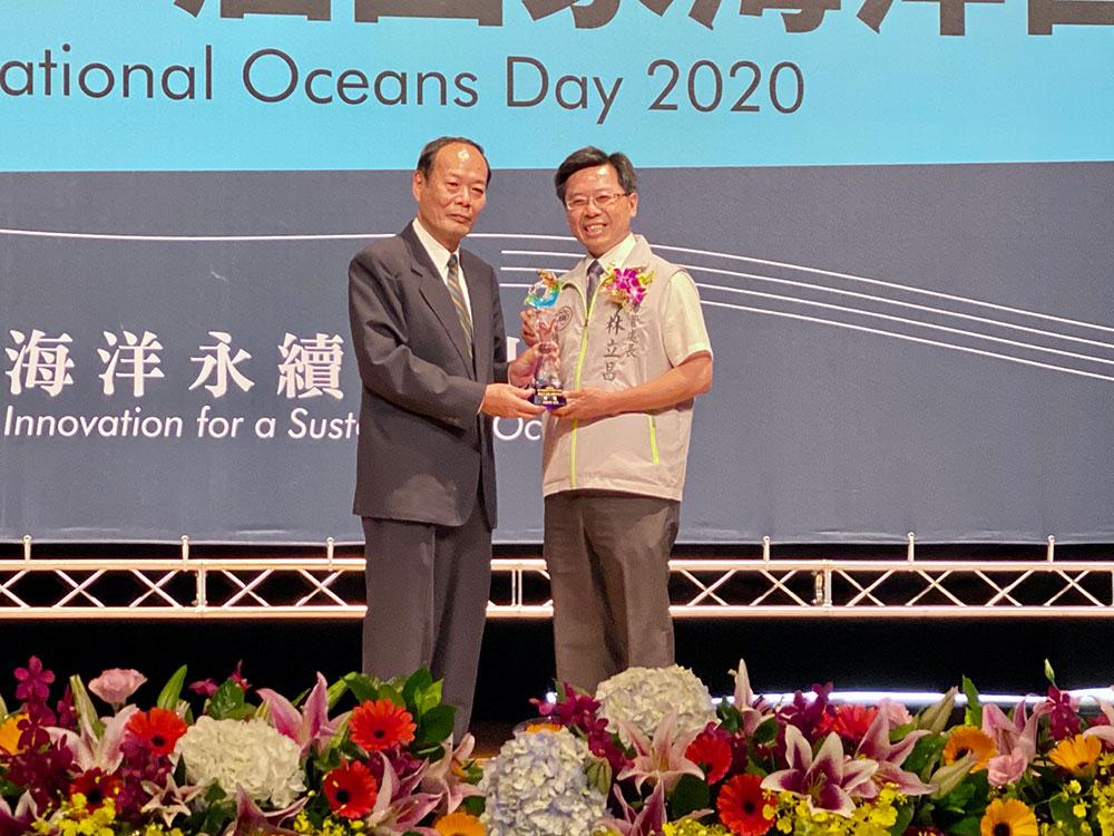 海洋委員會海洋保育署於108年度對地方政府海洋污染防治考核中,本市榮獲海洋二組(非直轄市之臨海縣市政府)特優獎項。
