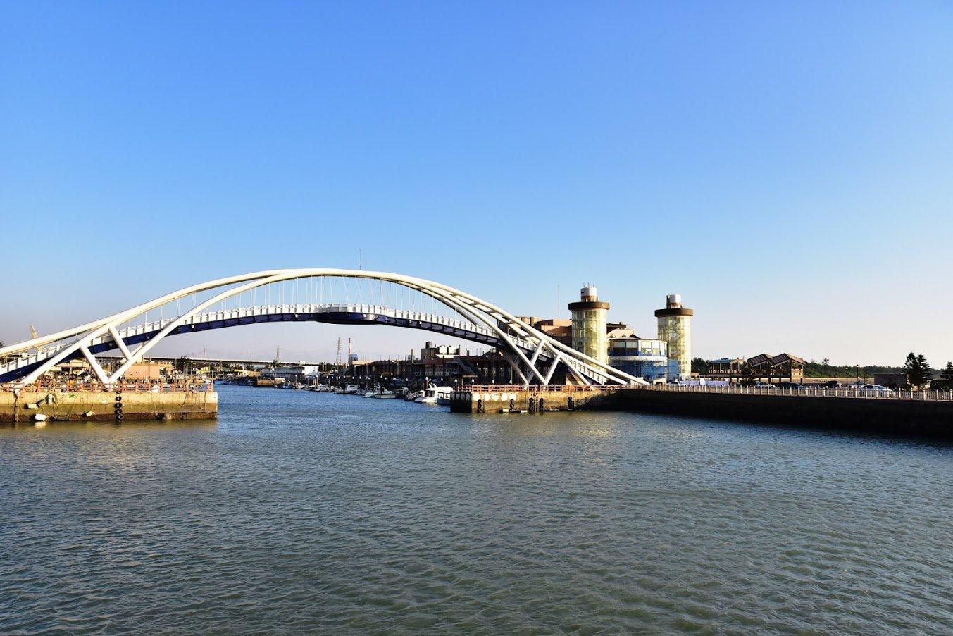 全國唯一客家漁港-永安漁港