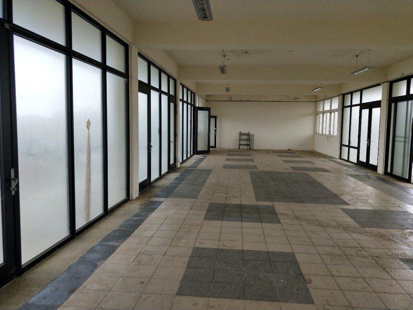 一樓室內教室空間施工前