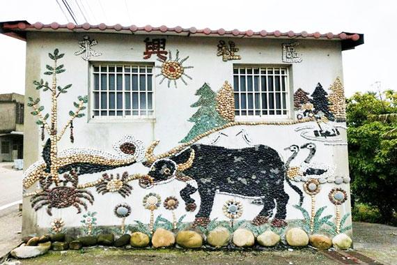永興社區彩繪